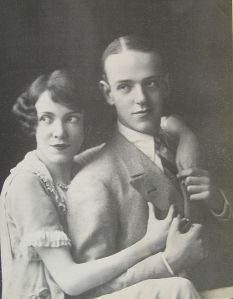 Fred and Adele Astaire, 1919