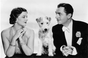 In The Thin Man movies from the 1930s – Nick Charles is a flatfoot who sends men up the river. In context, the slang makes perfect sense, mostly…