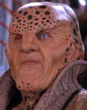 Citizen G'Kar of Babylon 5 may be an exotic-looking alien, but he's also a deeply complex, and surprisingly human, character.